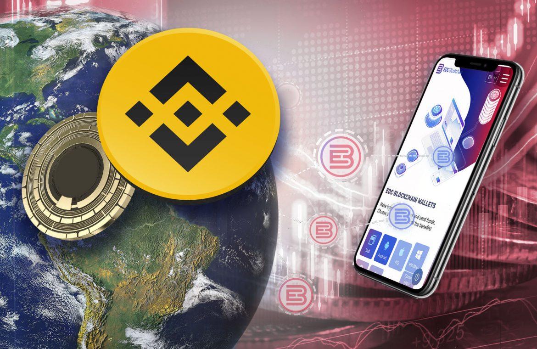 Binance объявила о поддержке обновления блокчейн монеты нового поколения