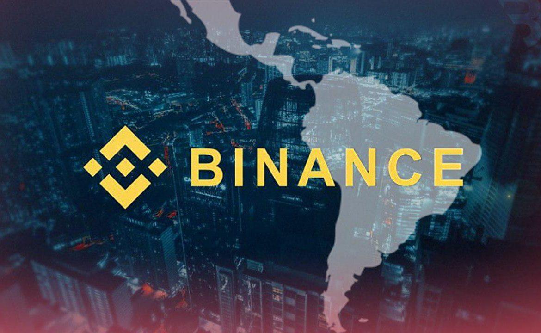 Binance объявила об открытии нового фиатного шлюза в Латинской Америке