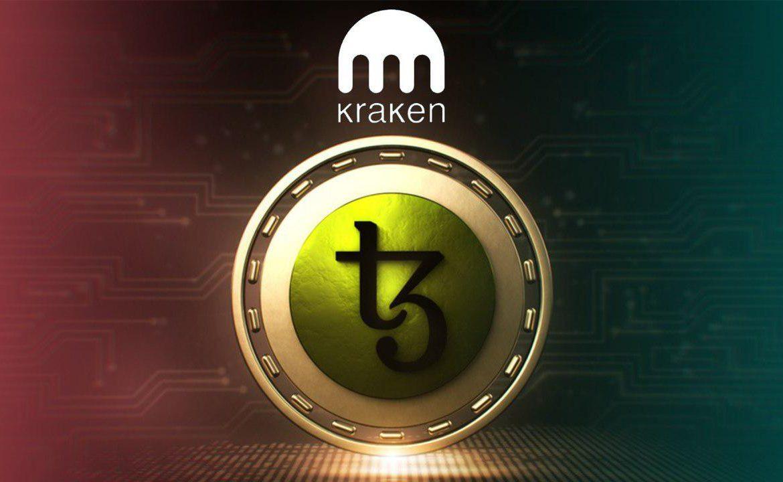 Криптобиржа Kraken запустит поддержку цифровой валюты Tezos