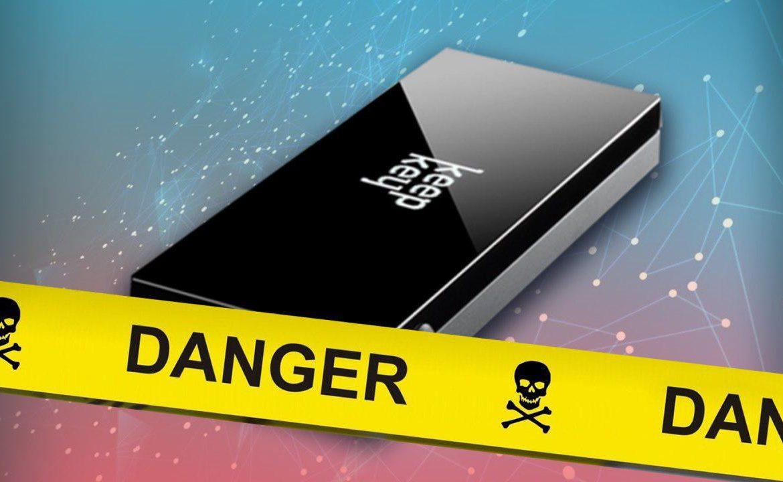 Разработчики Kraken заявили о небезопасности криптокошелька KeepKey от ShapeShift