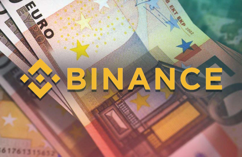 Binance объявила о запуске шести торговых пар с EUR