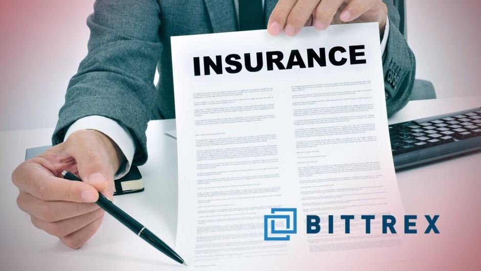 Bittrex застраховала клиентов на 300 млн USD