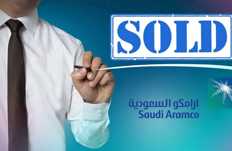 Saudi Aramco продала 450 млн дополнительных акций после IPO
