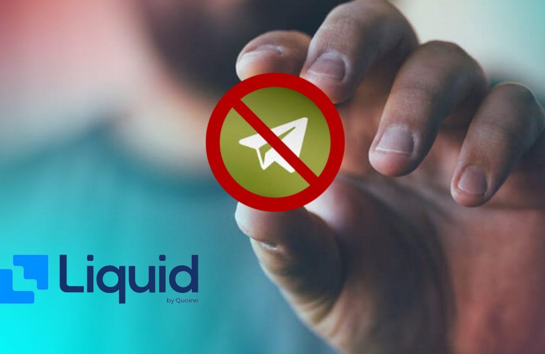 Liquid отменила продажу токенов Gram от Telegram