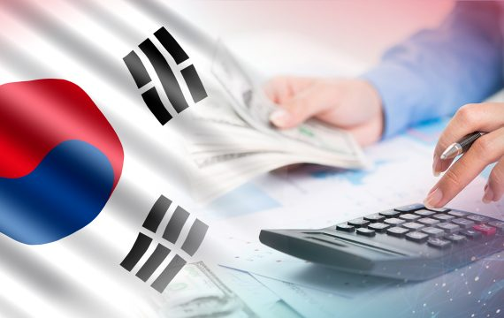 Правительство Южной Кореи введет налог на торговлю криптовалютой
