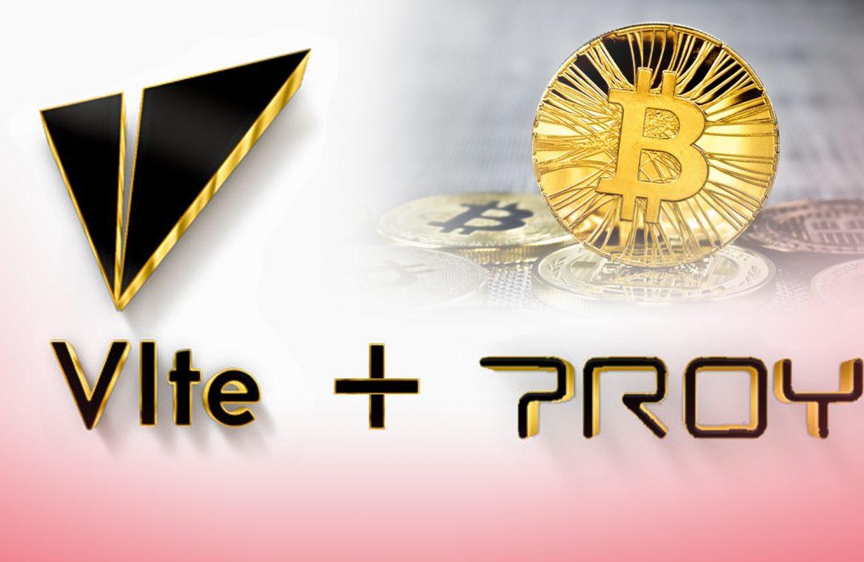 Vite объявила о сотрудничестве с криптоброкерской компанией TROY