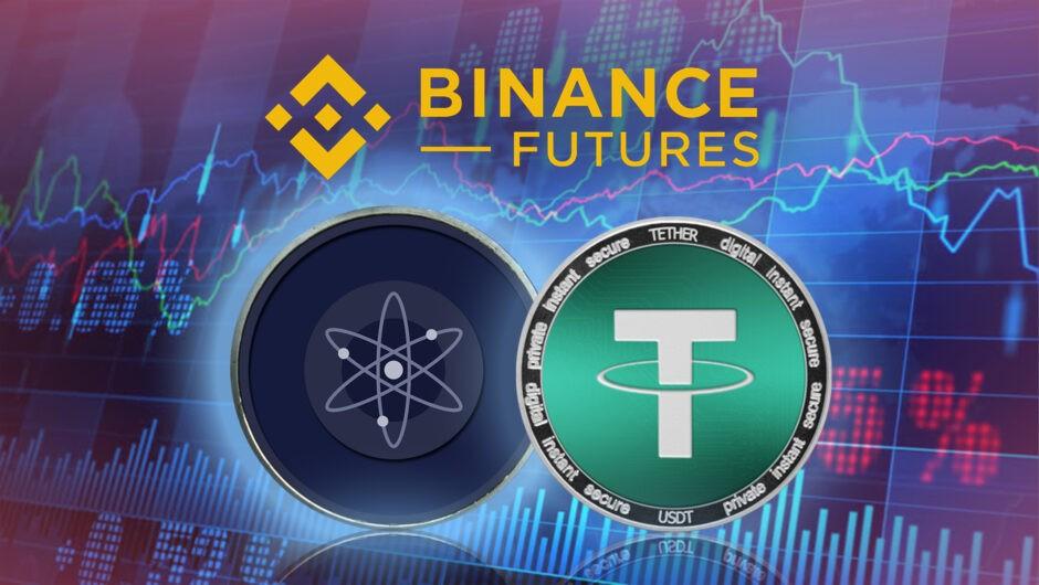 Binance Futures откроет фьючерсы на новые криптовалюты