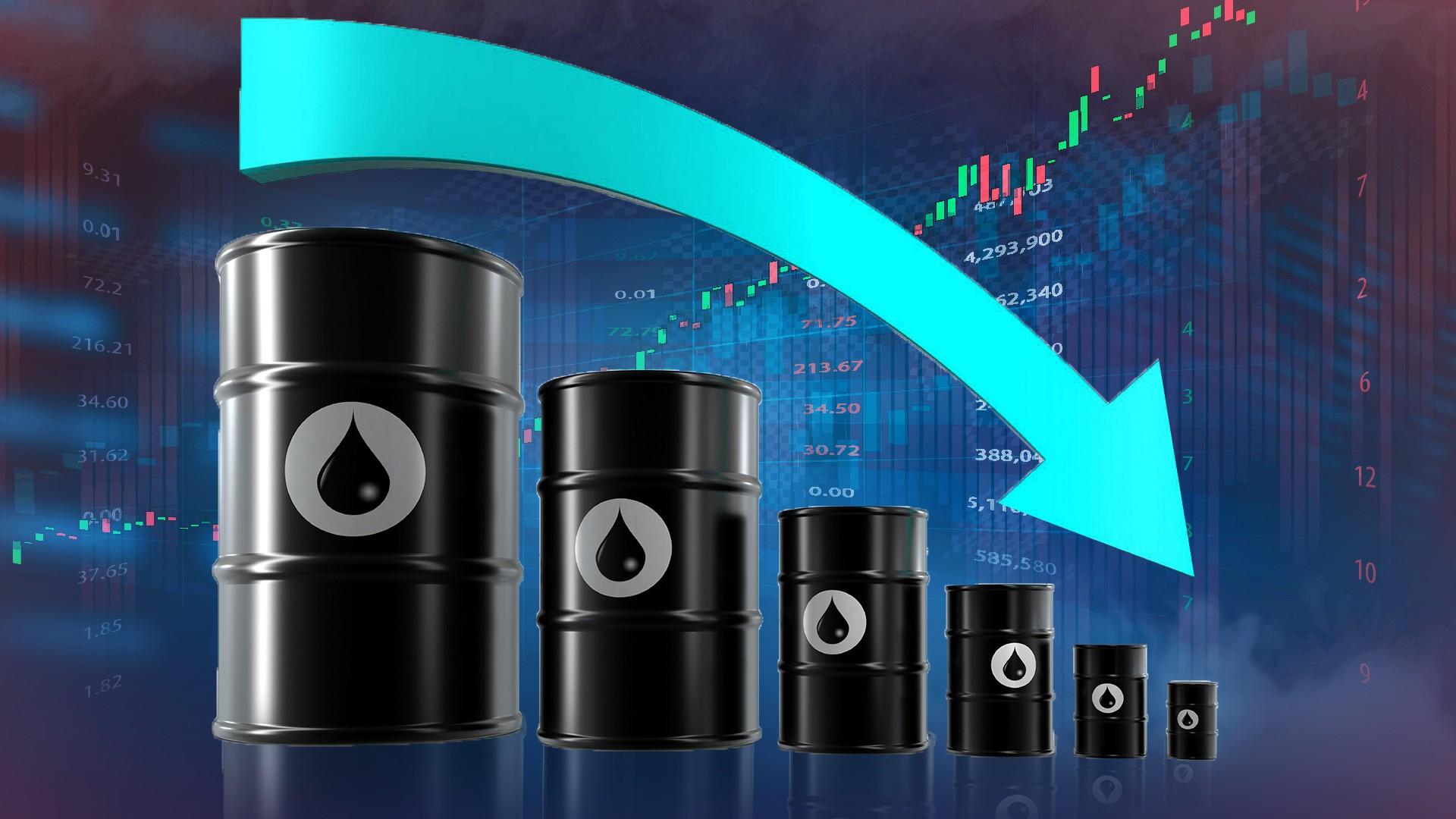 Колоссальное падение цен на нефть: фондовый рынок отреагировал на энергетическую войну